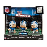 Detroit Lions Lil Teammates NFL 3-Pack Collectible Team Set