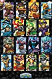 Trends Intl. Skylanders Swap Force Swappables Poster, 24-Inch by 36-Inch