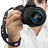 Rapid Fire™ Heavy Duty Safety Wrist Strap by Altura Photo for DSLR Cameras (Canon Nikon Olympus Pentax and More)