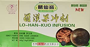 Lo Han Kuo Cough Beverage