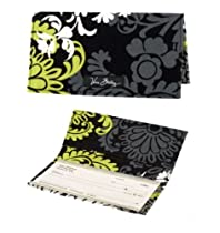 Vera Bradley Checkbook Cover in Baroque