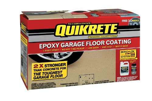 Images for Quikrete 02-50021 Tan Epoxy Garage Floor Kit - 1 Gallon