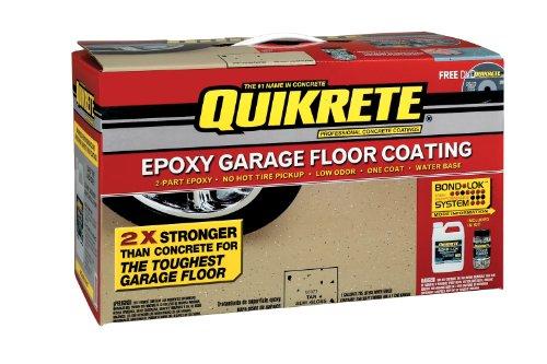 Images for Quikrete 02-50021 Tan Epoxy Garage Floor Kit - 1 Gallon