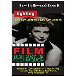 How Hollywood Does It - Film History & Techniques Lighting