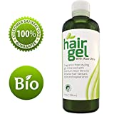 Sexy Hair Gel A Natural Hair Styling Texturizer for Straight Wavy or Curly Hair with Light Hold That Is Infused With Antioxidant Aloe Vera Extract Alcohol Free Sulfate Free For Women & Men By Honeydew