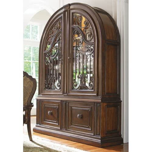 Amazon.com - Casa Verona China Cabinet by Universal Furniture -