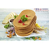 Maniarr's DABELI Khakhra (8 packs, Single Flavor, 360 gms) (ReadyToEat, Low Fat/Calorie, Not Fried & No Preservative)(Crunchy Khakhra)