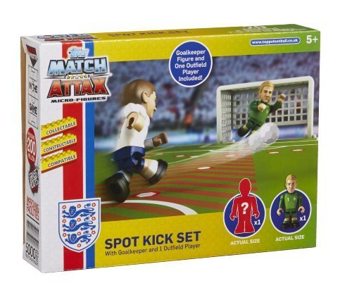 Character Building Match Attax Spot Kick Soccer Set by Character Options