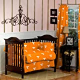 Tennessee Volunteers Baby Crib Set - NCAA 5 Pc Set