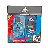 Adidas Team Force Eau de Toilette Gift Set