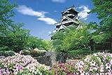 1000ピース 熊本城-熊本 10-662