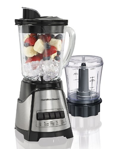 Why Should You Buy Hamilton Beach 58149 Blender and Chopper