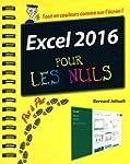 Excel 2016 Pas � pas pour les Nuls