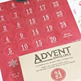 East of India Vintage Style Advent Set