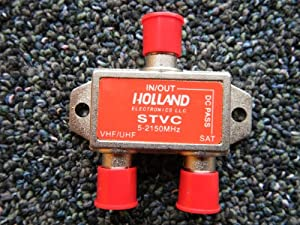 Holland STVC Satellite Diplexer