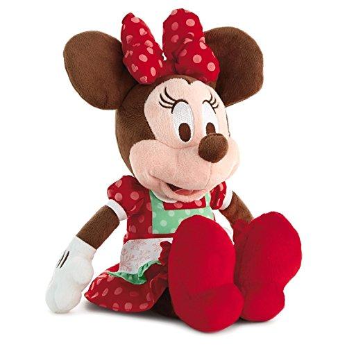 hallmark-christmas-xkt1536-disney-minnie-mouse-cookie-time-stuffed-animal