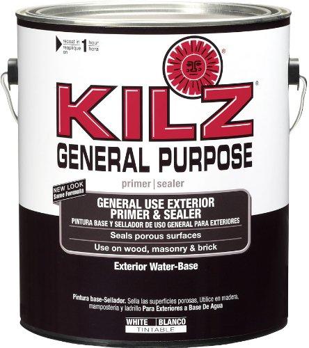 KILZ 58001 General Purpose Exterior Primer