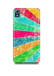 Colorful Pattern HTC 826 Case