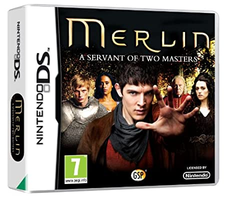 Merlin: A Servant of Two Masters DS