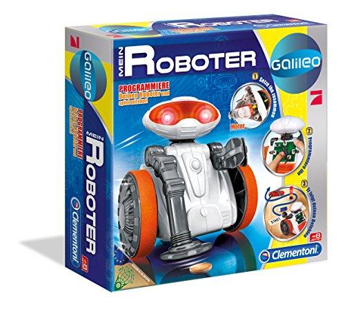 Clementoni 69412.9 galileo mio robot, kit sperimentale