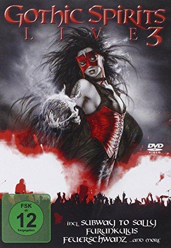 Gothic Spirits - Live 3 [2 DVDs] [Edizione: Regno Unito]