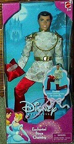Disney's Disney Cinderella Cinderella Prince Charming 12 Figure Plush Figure jetzt bestellen