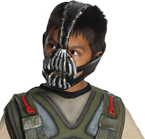 The Dark Knight Rises Super Villian Bane Latex Childrens Halloween Costume Mask