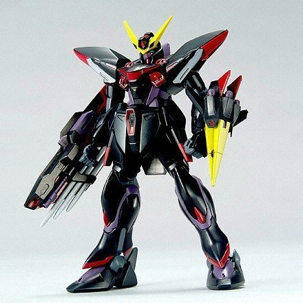 Blitz Gundam [HG Gundam Seed 05] - GAT-X207 1/144 Scale Model Kit (Japanese Import)