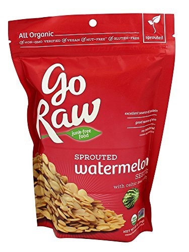 go raw organic watermelon seeds