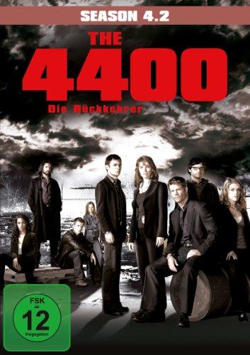 The 4400: Die Rückkehrer - Season 4.2 [2 DVDs]