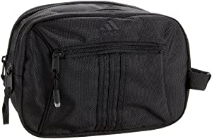 adidas Tourney Toiletry Kit,Black,one size