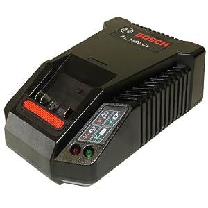 Bosch Chargeur rapide Li-Ion AL 1860 CV (multivoltages 14,4-18 V/1h) 2607225322