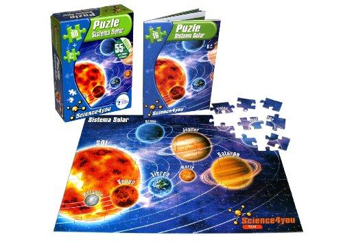 Imagen 4 de Puzle Sistema Solar
