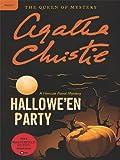 Hallowe'en Party (Hercule Poirot series Book 36) by Agatha Christie