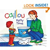Caillou: Potty Time (Hand in Hand)