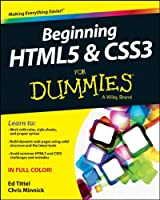 Beginning HTML5 and CSS3 For Dummies ebook download