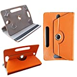 """Universal 9 Inch Tablet Pouch Rotate Flip Cover For Tab Carry Case Leather 9"""" - B018FYC66I"""