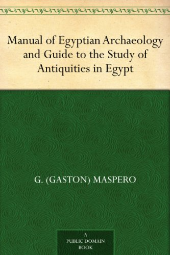 Manual of Egyptian Archeology
