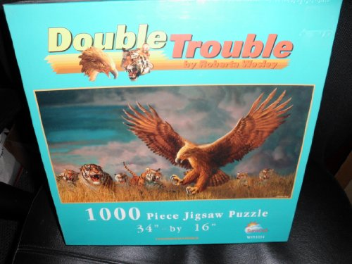 Double Trouble by Roberta Wesley - Jigsaw Puzzle