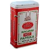 Paprika Hot (Szeged) 4 Ounce
