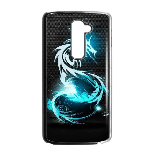 only-for-lg-g2dragon-custom-lg-g2-cover-case-phone-shellblack
