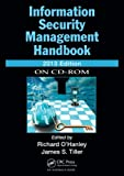 img - for Information Security Management Handbook, 2013 CD-ROM Edition book / textbook / text book