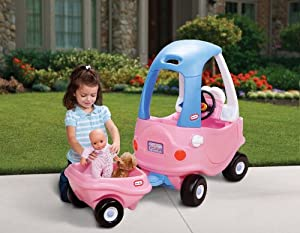 Little Tikes Cozy Trailer (pink)