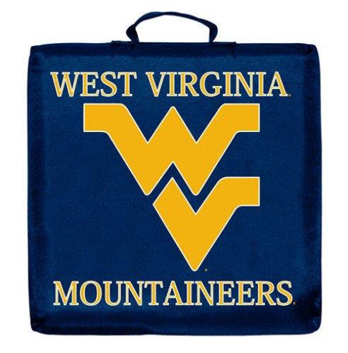 Ncaa Stadium Adirondack Cushion Ncaa Team: West Virginia front-761166