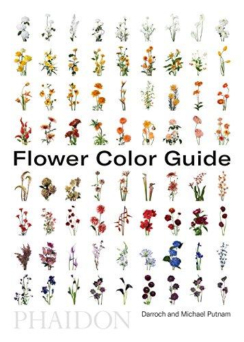 Flower Color Guide [Putnam, Darroch - Putnam, Michael] (Tapa Blanda)