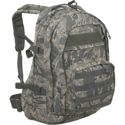 SOC Gear Three Day Pass – 1,000 denier Cordura (Air Force Camouflage Pattern)