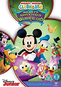 mickeys adventures in wonderland game