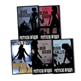 Patricia Briggs Patricia Briggs Mercy Thompson 5 Books Collection Pack Set RRP: £32.46 (Moon Called, Iron Kissed, Hunting Ground, Blood Bound, Bone Crossed)