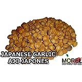 Japanese Garlic//Ajo Japones (100% Natural!!) Choose your count per: (30-60-130-150-250-400) (150)