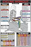 Recumbent Cycling Workout 24 X 36 Laminated Chart